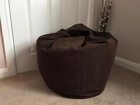 Dunelm Mill Brown Bean Bag