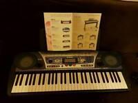 Yamaha psr 262 keyboard