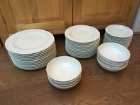 White by Denby Crockery Collection