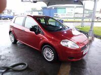 Low mileage Fiat Grand Punto 1.2cc 5door hatchback