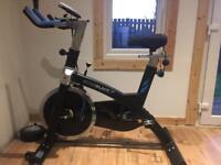 Roger black spin / spinning / excercise bike ** £230 NEW