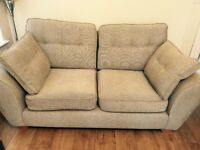 3 and 2 seater sofas from DFS. Excellent Condition