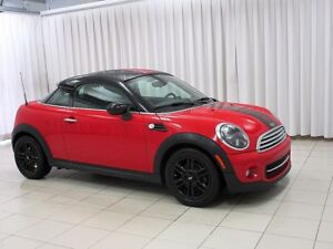 2014 MINI Cooper COUPE 6 SPEED w/ PREMIUM PACKAGE