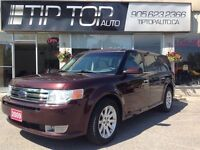 2009 Ford Flex SEL ** Vista Roof, Leather, Low kms **