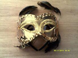 ladies masqurade mask