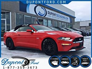 2018 Ford MUSTANG CONVERTIBLE GT PREMIUM PDSF  $ 60.388.00 GROSS