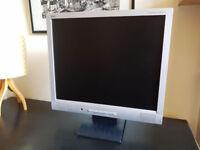 """NEC AccuSync LCD 92VM 19"""" VGA monitor"""