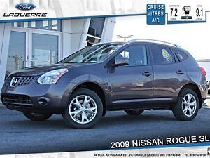 2009 Nissan Rogue **SL*AUTOMATIQUE* CRUISE*A/C**
