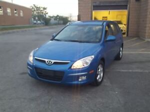 2011 Hyundai Elantra Touring Accident free 119000 kms