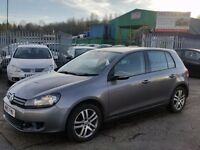 2010 (10 Reg) Volkswagen Golf 1.6 TDI SE 5dr For £3695, MOT'D 27/04/17 SOLD WITH 12 MONTHS MOT
