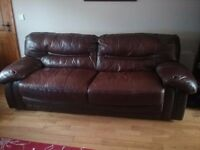 Extra large 3 seater sofa