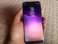 Samsung galaxy s8 plus - unlocked - crack screen CHEAP
