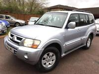 Mitsubishi SHOUGAN 3.2 full history full mot nationwide delivery 3495