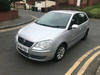 POLO 1.2 VW in excellent condition 12 Month MOT FULL service