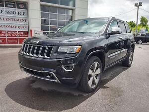 2015 Jeep Grand Cherokee Overland ECODIESEL V6 3.0L
