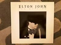 Elton John vintage album