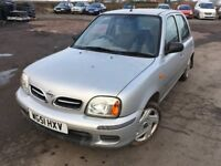 NISSAN MICRA 'AUTOMATIC' 12,996 MILES FROM NEW!!!! RARE CAR!!