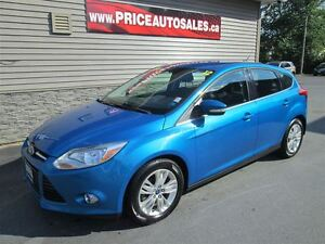 2012 Ford Focus SEL - HEATED SEATS - SONY SOUND!!!