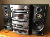 Kenwood stereo SOLD