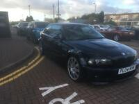BMW M3 E46 2004 CARBON BLACK MANUAL
