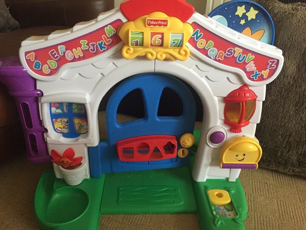 Fisher Price Laugh And Learn House In Ipswich Suffolk