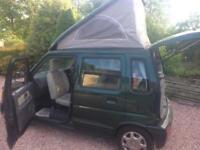 Suzuki wagon campervan