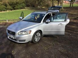 2010 VOLVO V50 SD DRIVE 1.6 98K REDUCING PRICE TO CLEAR