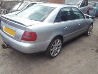 1999 Audi A4 B5 2.5 TDI AFB Saloon manual BREAKING SPARES PARTS