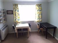 Furnished large studio with the separate kitchen, 5 min walk from Soton Uni