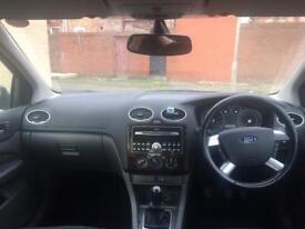 Ford Focus ghia 54 plate