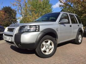 LAND ROVER FREELANDER 2.0 TD4 SE 5dr - 1 YEAR FREE WARRANTY