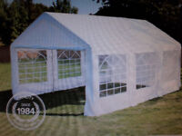 Party tent/marquee 6mx4m