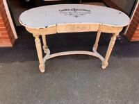 Shabby Chic Vintage Dressing Table / Desk
