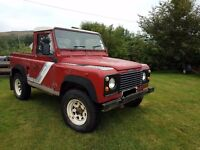 Land rover 90 with 2.8 turbo