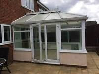 Upvc conservatory +MORE MORE CONSERVATORIES!