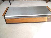 Ekco hostess hot tray/cabinet