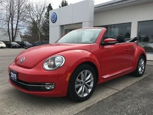 2015 Volkswagen Beetle Convertible -Get Ready for Summer