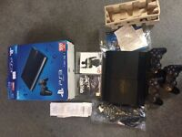 ** 500GB PS3 SUPERSLIM MINT CONDITION **