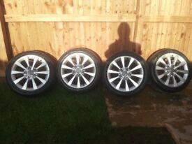"OEM Audi 17"" alloy wheels **OFFERS**"