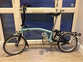 Brompton Bike in EXCELLENT condition