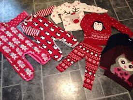 Girls 9-12 month 6 item bundle