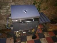 BBQ Charcoal grill barbeque smoker grill garden portable outdoor