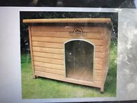Norfolk Dog Kennel With Removable Floor (Extra inuslated)
