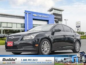 2012 Chevrolet Cruze ECO SAFETY AND RECONDITIONED