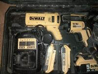 Dewalt collated drywall gun