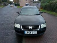 2005 Volkswagen Passat 1.9 TDI PD Trendline 4dr Manual @07445775115