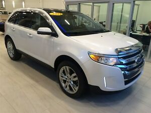 2013 Ford Edge Limited toit cuir navigation