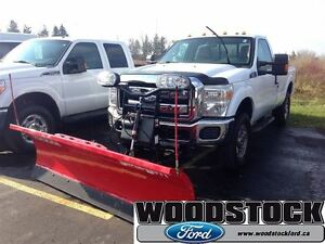 2011 Ford F-250 8FT BOSS SUPERDUTY BLADE