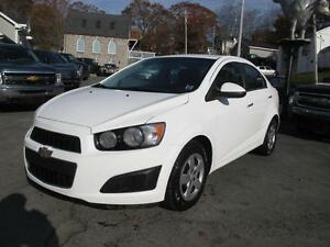 2013 Chevrolet Sonic LT Auto, From $60 Bi Weekly, tax in, OAC