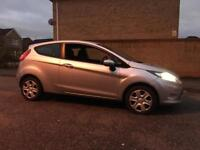 Ford Fiesta 1.25 edge 2010 48k Full Mot quick sale